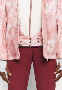 Roxy - PRESENCE - Snowboardová bunda - silver pink - 7