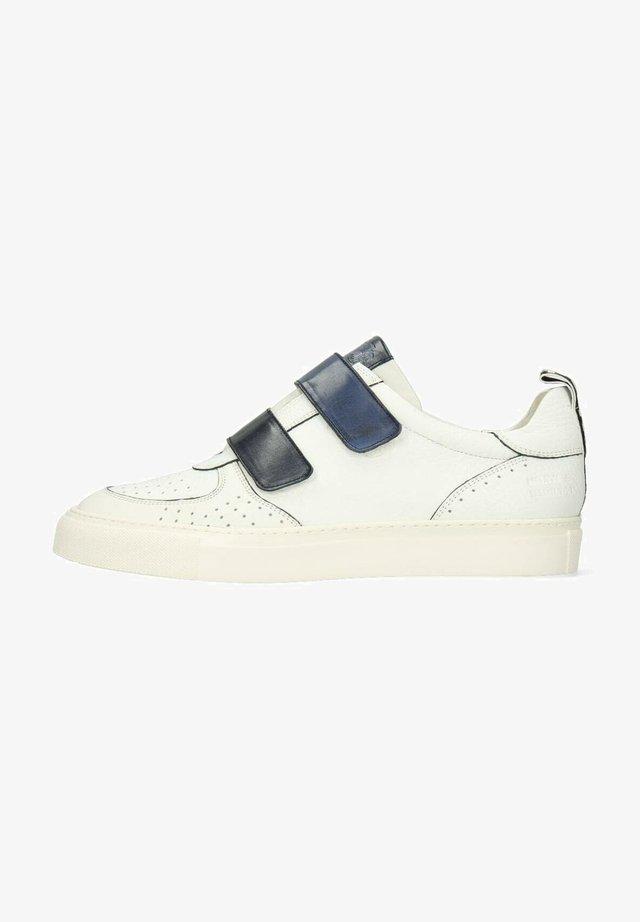 HARVEY MILLED - Sneakers laag - white