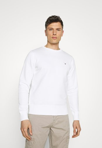 ORIGINAL C NECK - Sweatshirt - eggshell