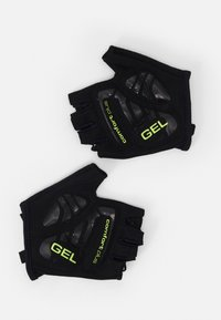 Ziener - CELAL BIKE GLOVE - Fingerless gloves - black - 1
