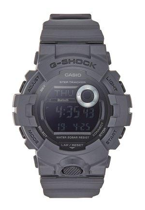 Digital watch - charcoal