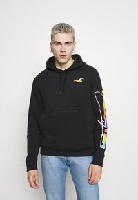 Hollister Co. - Sweatshirt - black - 0