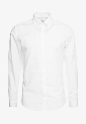 BUTTON DOWN SLIM FIT - Formální košile - white