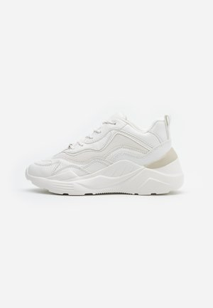 CANCUN CHUNKY TRAINER - Sneaker low - white