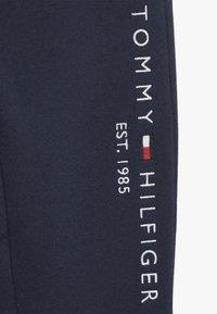 Tommy Hilfiger - ESSENTIAL - Teplákové kalhoty - blue - 3