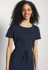 edc by Esprit - CRISPY DRESS - Maxi dress - navy - 3