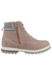 Dockers by Gerli - Lace-up ankle boots - pink - 4