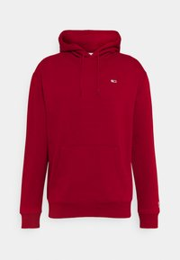 Tommy Jeans - CLASSICS HOODIE - Hoodie - wine red - 0