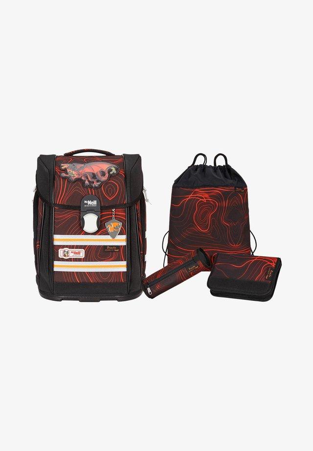 SET  - Set d'écolier - dark red