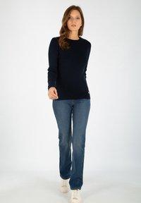 Armor lux - CARAVELLE - Straight leg jeans - stone - 0