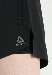 Reebok - EPIC - Sports shorts - black - 5