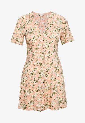ELENA TEA PLAYSUIT - Combinaison - pink
