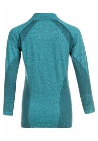 Endurance - HALEN W SEAMLESS - Sports shirt - ponderosa pine - 8