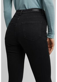 Esprit Collection - Jeans Skinny Fit - black rinse - 4