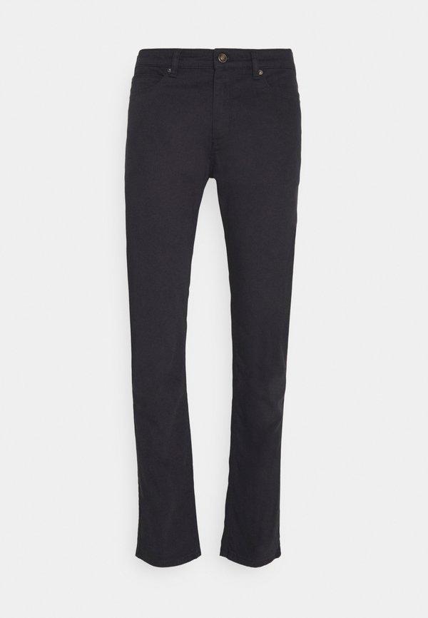 HUGO Jeansy Slim Fit - dark grey/szary Odzież Męska QSOJ