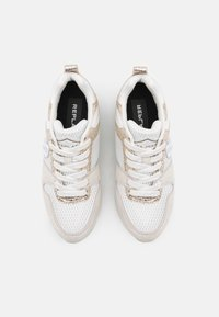Replay - HENLEY - Trainers - white/platin - 5