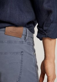 Massimo Dutti - Slim fit jeans - blue - 4