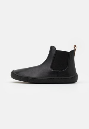 BAREFOOT CHELYS MEDIUM FIT UNISEX - Classic ankle boots - black
