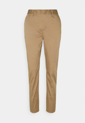 BELL' IN MERCERIZED QUALITY - Chinos - sand