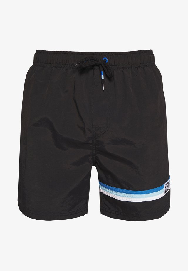 OUT VOLLEY - Zwemshorts - black