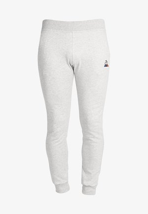 ESS Pant Slim - Tracksuit bottoms - heather grey