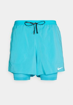 Sports shorts - chlorine blue/silver