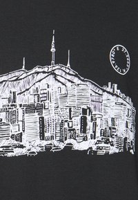 Topman - SEOUL  - Sweatshirt - black - 4