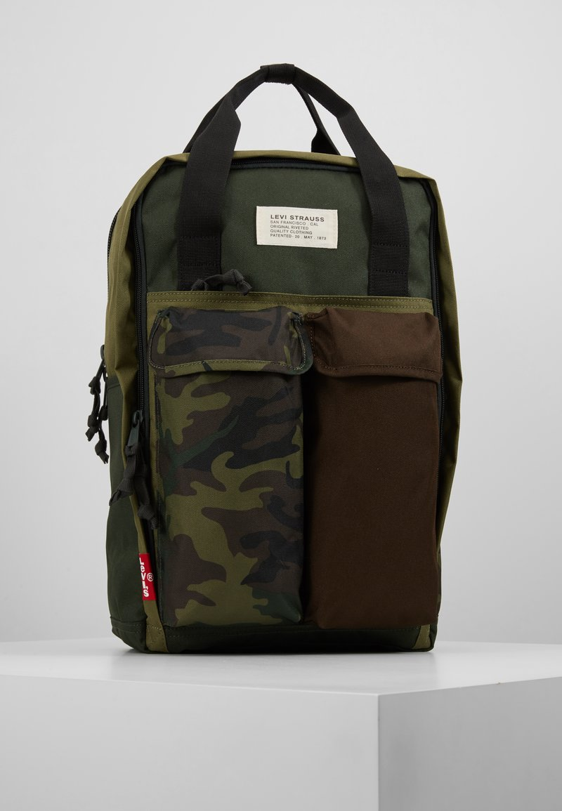Levi's® - THE LEVI'S PACK 2.0 - Sac à dos - dark khaki