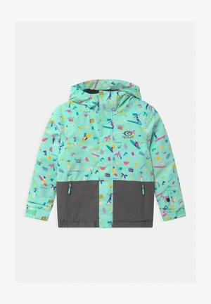 OLLY UNISEX - Snowboardjas - mint