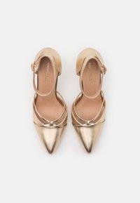 Anna Field - High heels - gold - 4