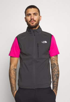 MEN'S NIMBLE VEST - Vesta - asphalt grey