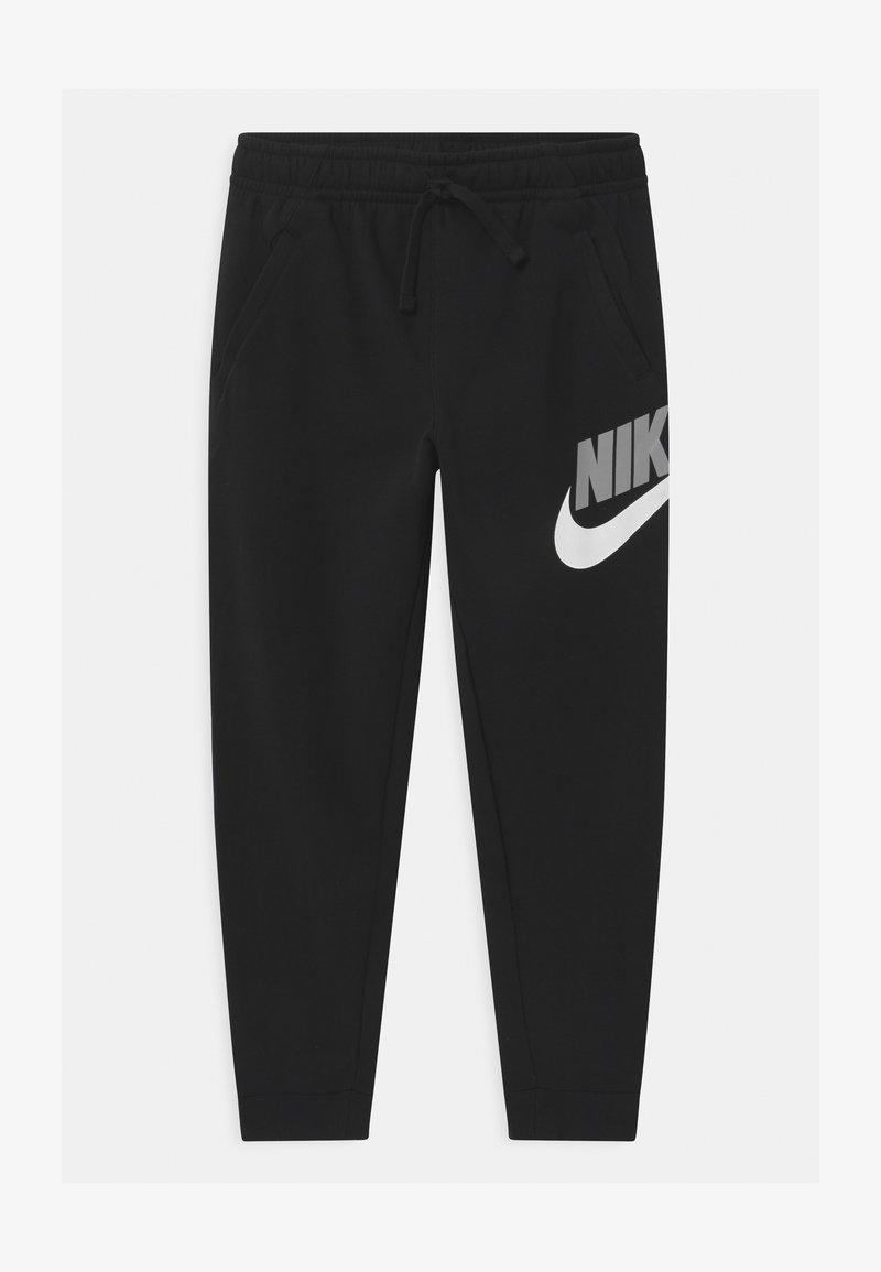 Nike Sportswear - PLUS CLUB - Tracksuit bottoms - black