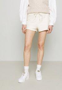 American Vintage - BOBYPARK - Shorts - ecru - 0