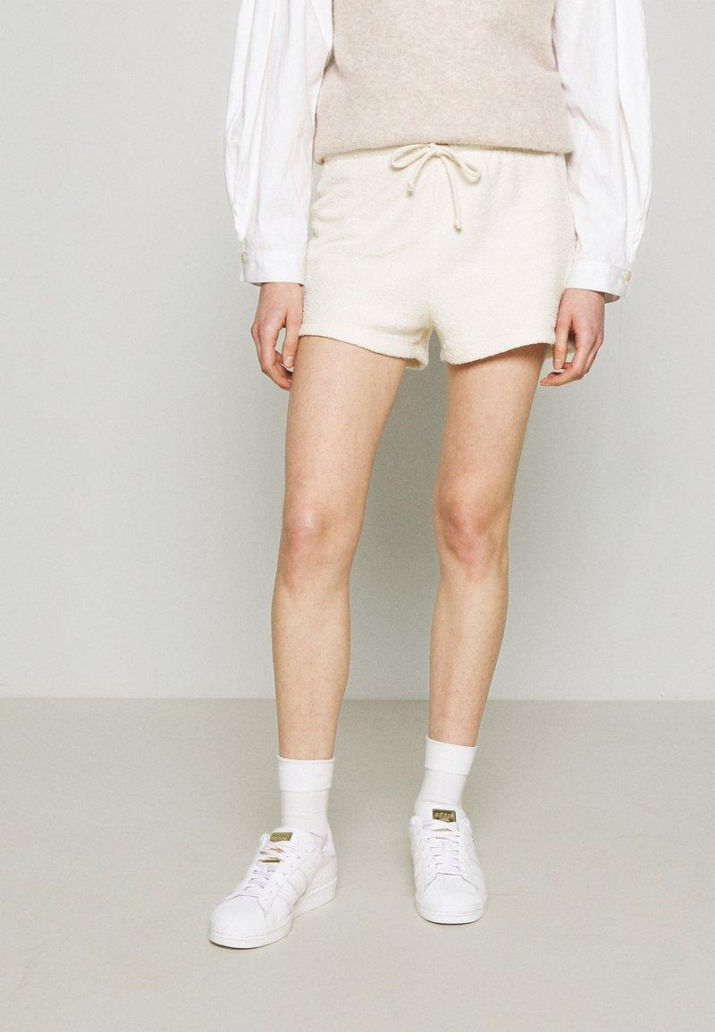 American Vintage - BOBYPARK - Shorts - ecru