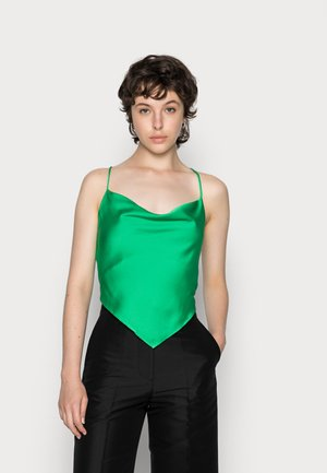 ANNIS  - Top - kelly green