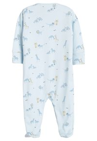 Next - BLUE DELICATE LION THREE PACK - Pyjamas - blue - 4