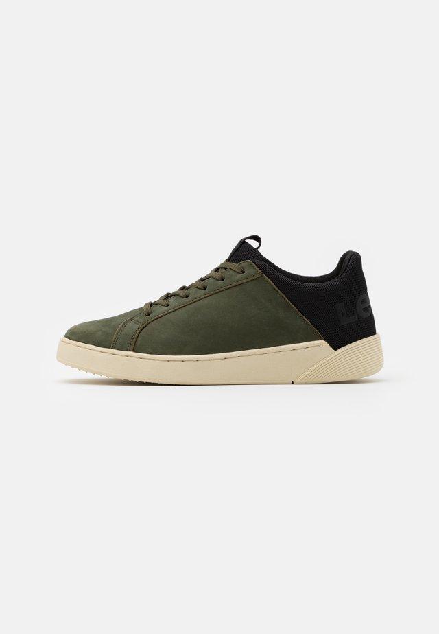 MULLET - Sneaker low - dark khaki