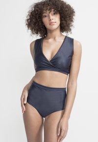 boochen - ENOSHIMA - Bikini bottoms - dark blue - 1