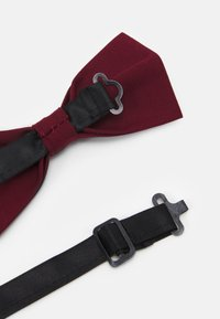 Shelby & Sons - GOTHENBERG BOW - Motýlek - ruby - 1