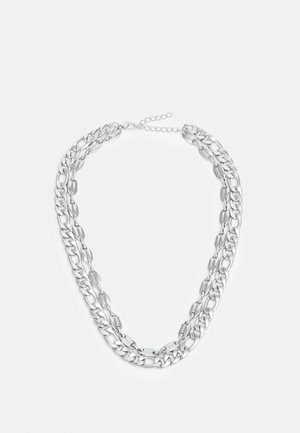 LAYERING BASIC NECKLACE UNISEX - Collana - silver-coloured