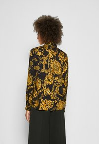 Versace Jeans Couture - SHIRT - Overhemdblouse - black/gold - 3