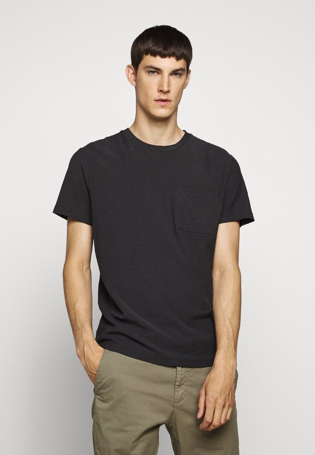 ASPEN TEE - T-shirt basic - dark grey