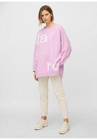Marc O'Polo - Sweatshirt - breezy lilac - 1