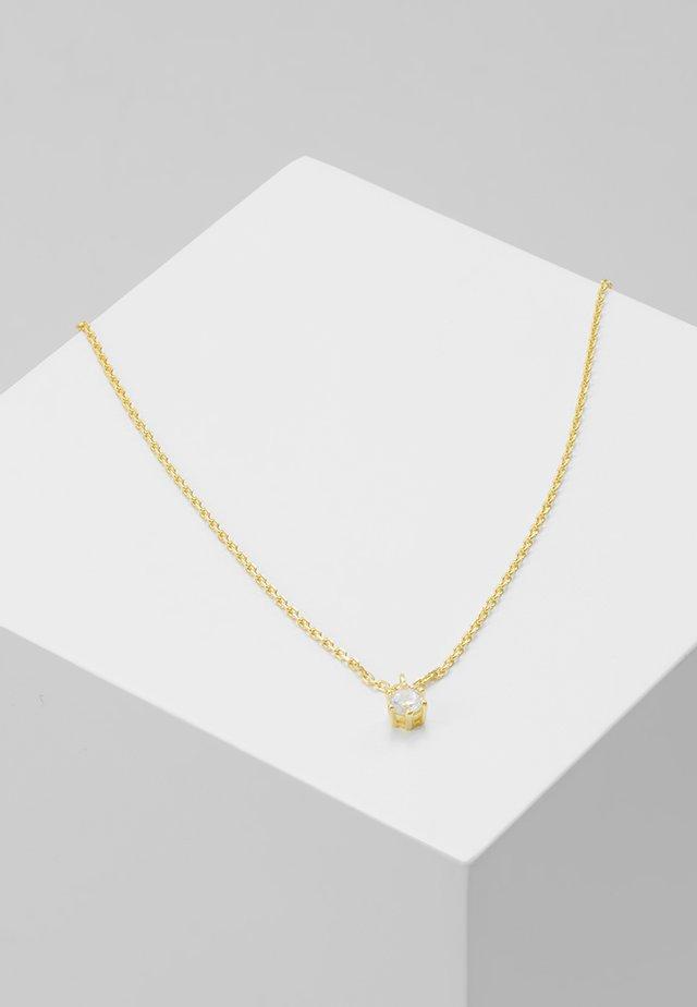NORA NECKLACE - Kaulakoru - gold-coloured