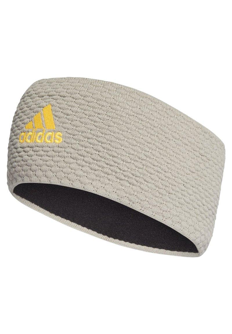 adidas Performance - GRAPHIC HEADBAND - Kopftuch - grey