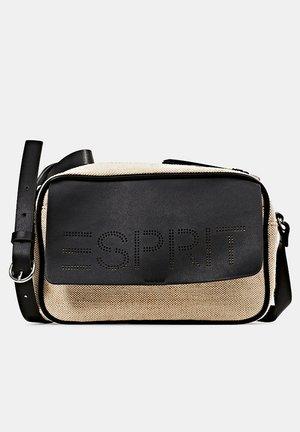 FASHION SHOULDER BAG - Across body bag - black
