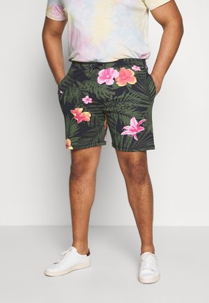 RELAXT FIT - Shorts - navy