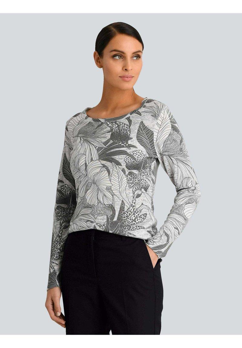 Alba Moda - Jumper - grau,schwarz,weiß