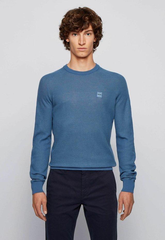 AMADOR - Jumper - blue