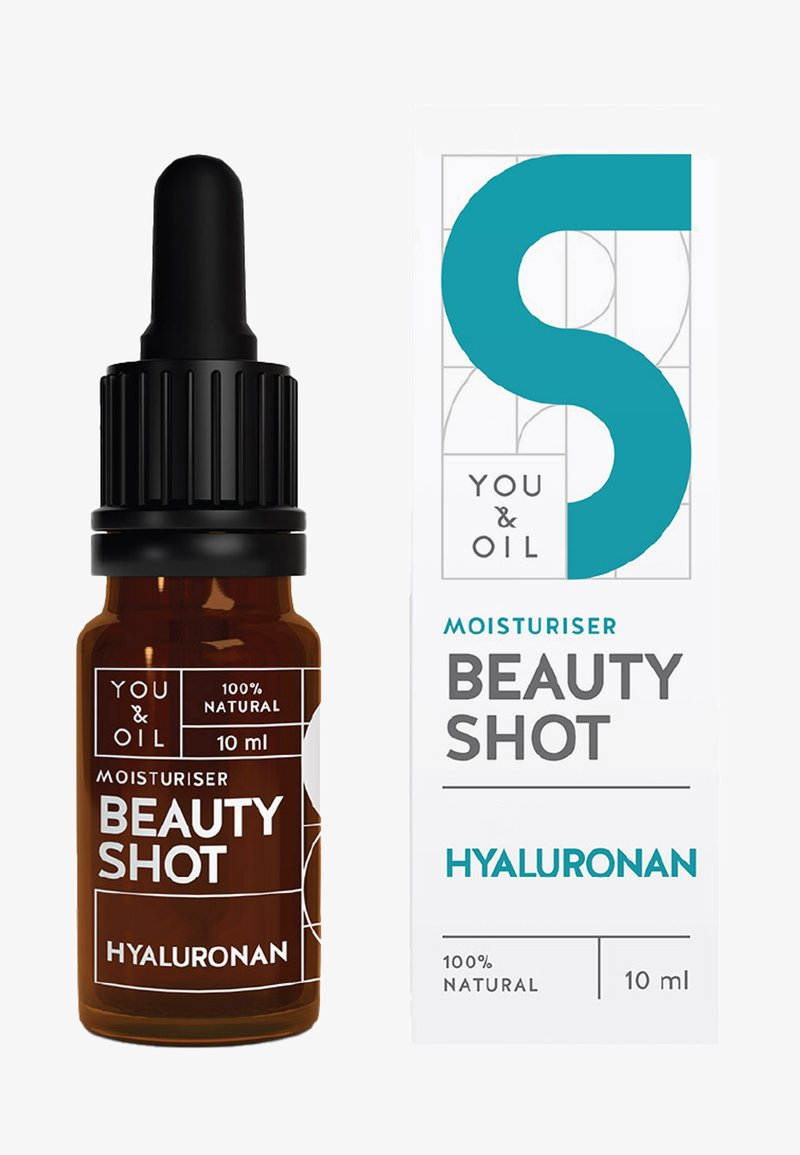 YOU & OIL - HYALURONAN MOISTURIZER - Serum - -
